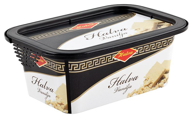 Halva Vanilja 150 g
