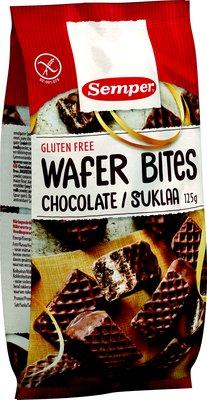 Semper Gluteenittomat Suklaavohvelipalat