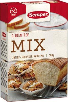 Semper Gluteeniton jauhoseos 500 g