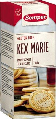 Semper Gluteenittomat Marie -keksit 160 g