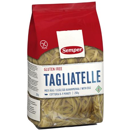 Semper Gluteeniton Tagliatelle 250g