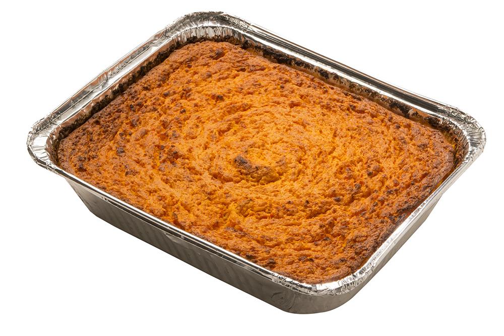 Kymppi Porkkanalaatikko 2,5 kg, pakaste
