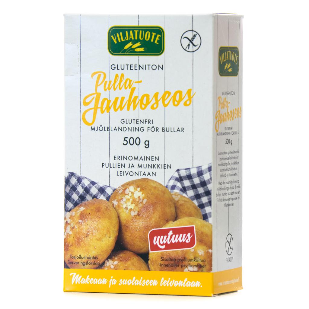 Virtasalmen Viljatuote Gluteeniton Pullajauhoseos