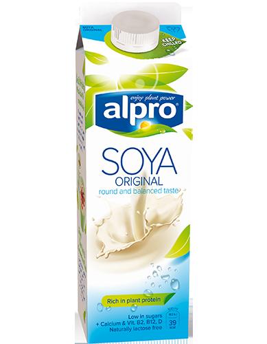 Alpro Tuore soijajuoma kalsium 1l