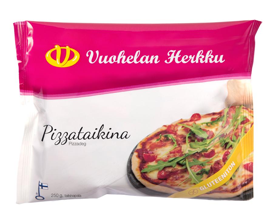 Vuohelan Herkku Pizzataikina (pakaste)