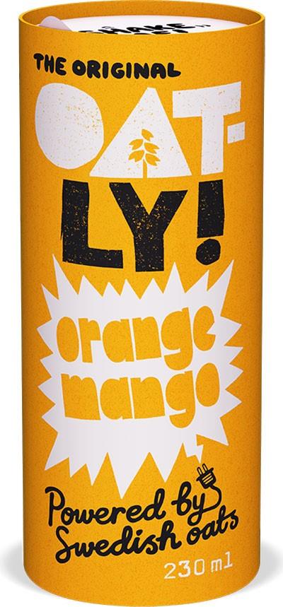 Oatly Orange Mango 230ml