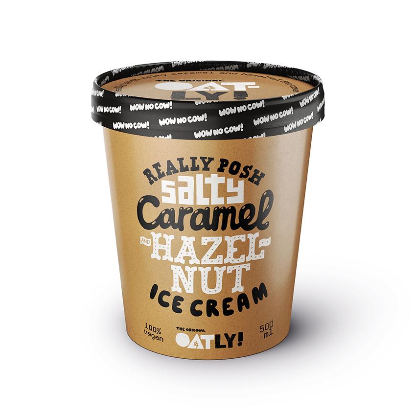 Oatly Salty Caramel Hazelnut 500ml