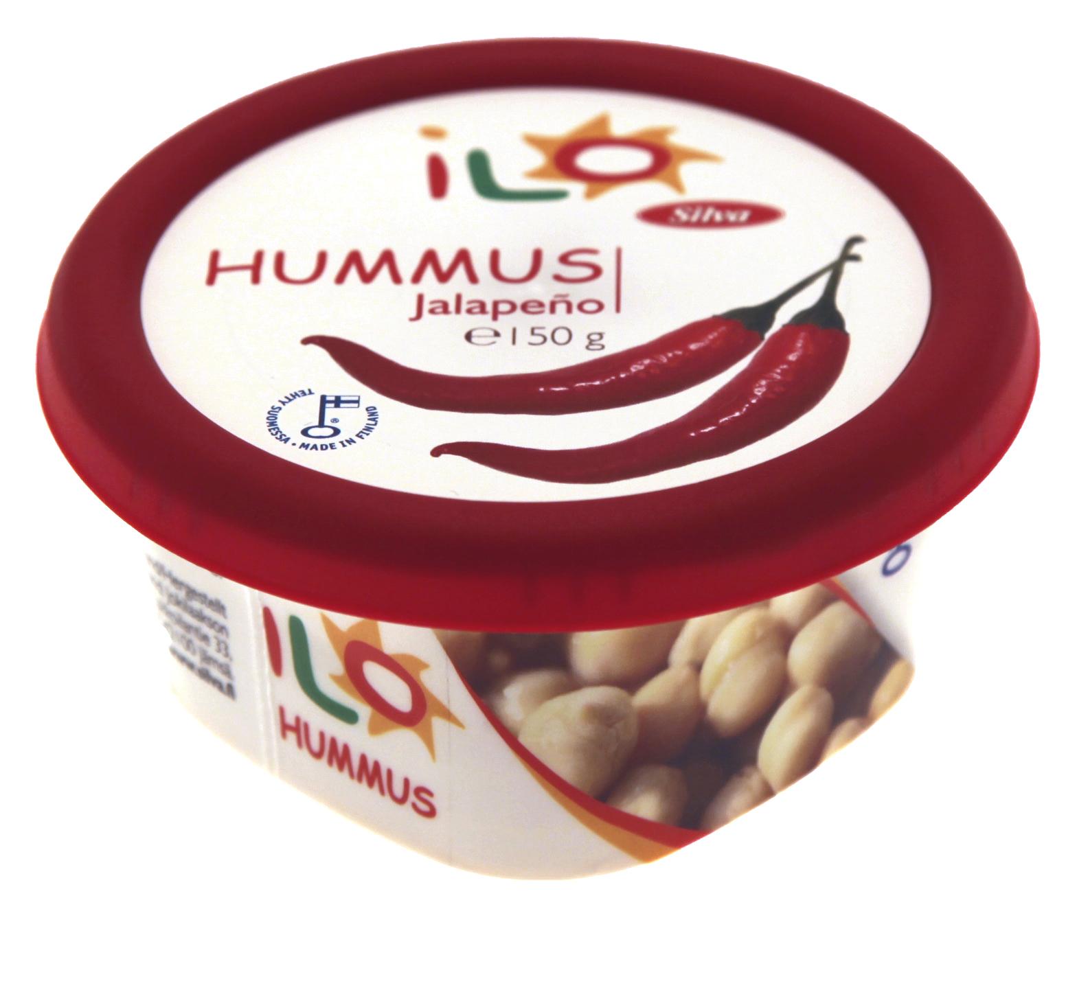 ILO Hummus Jalapeno