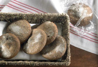 Gluteeniton Tumma Hapanleipänen 6 pss à 6 leipästä