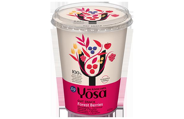Fazer Yosa Metsämarja 400 g