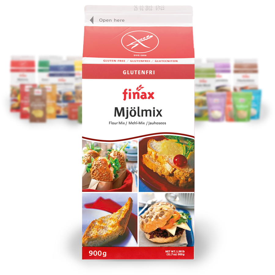 Finax Gluteeniton Jauhoseos