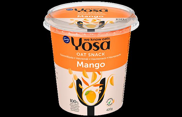 Fazer Yosa Kauravälipala Mango 400 g