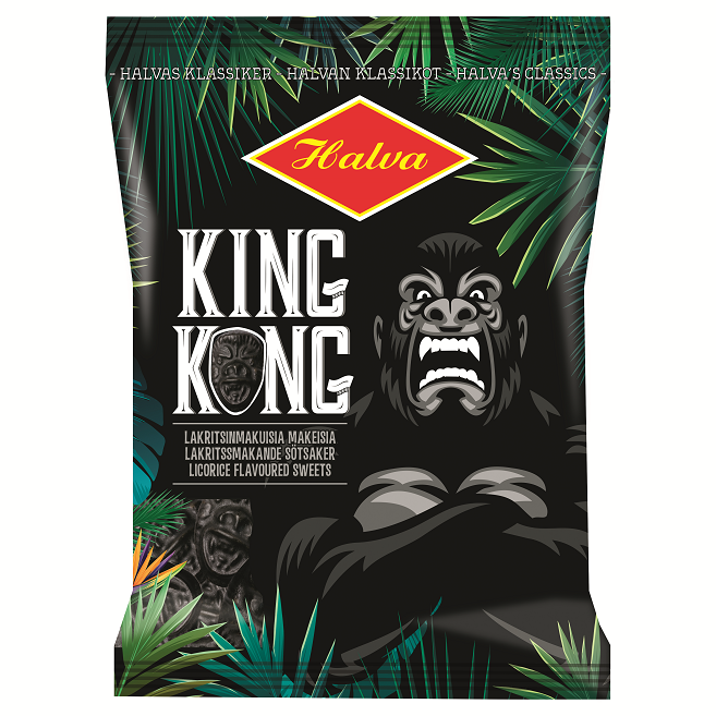 Halva King Kong 135 g