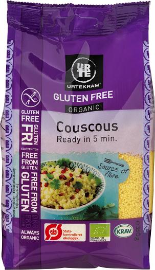 Urtekram Gluteeniton couscous
