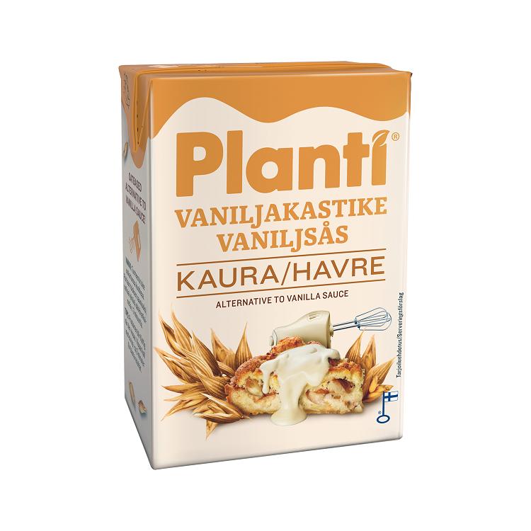 Planti Kauravaniljakastike Vanilla