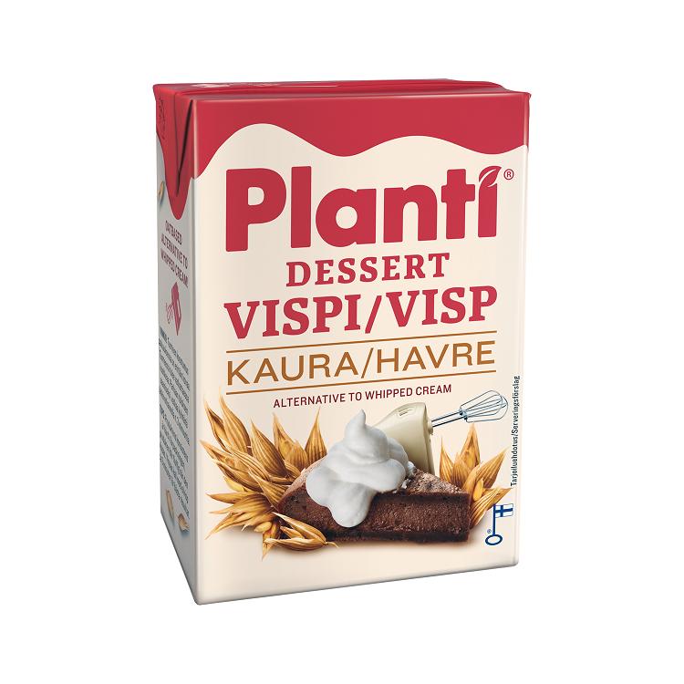 Planti Kauravispi Dessert