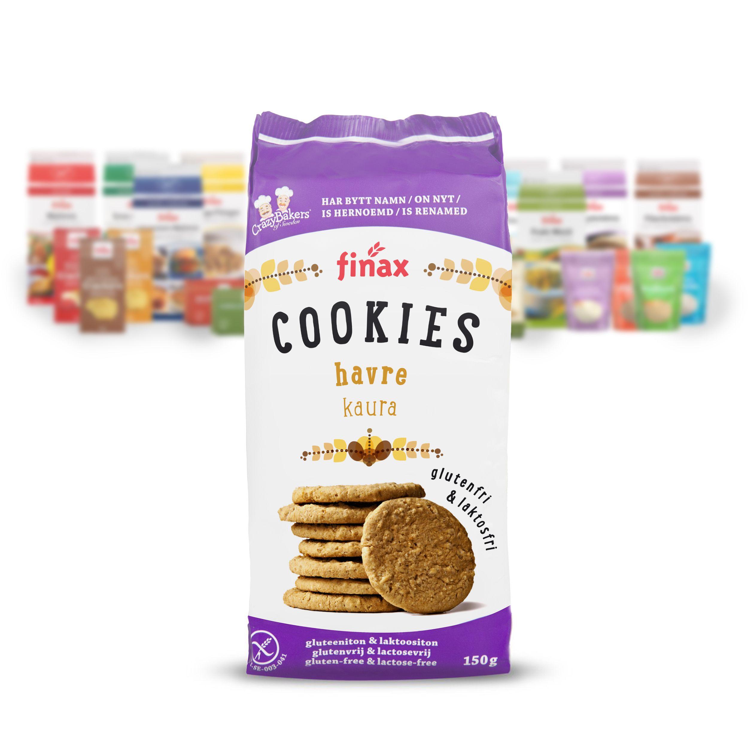 Finax Kaura Cookies