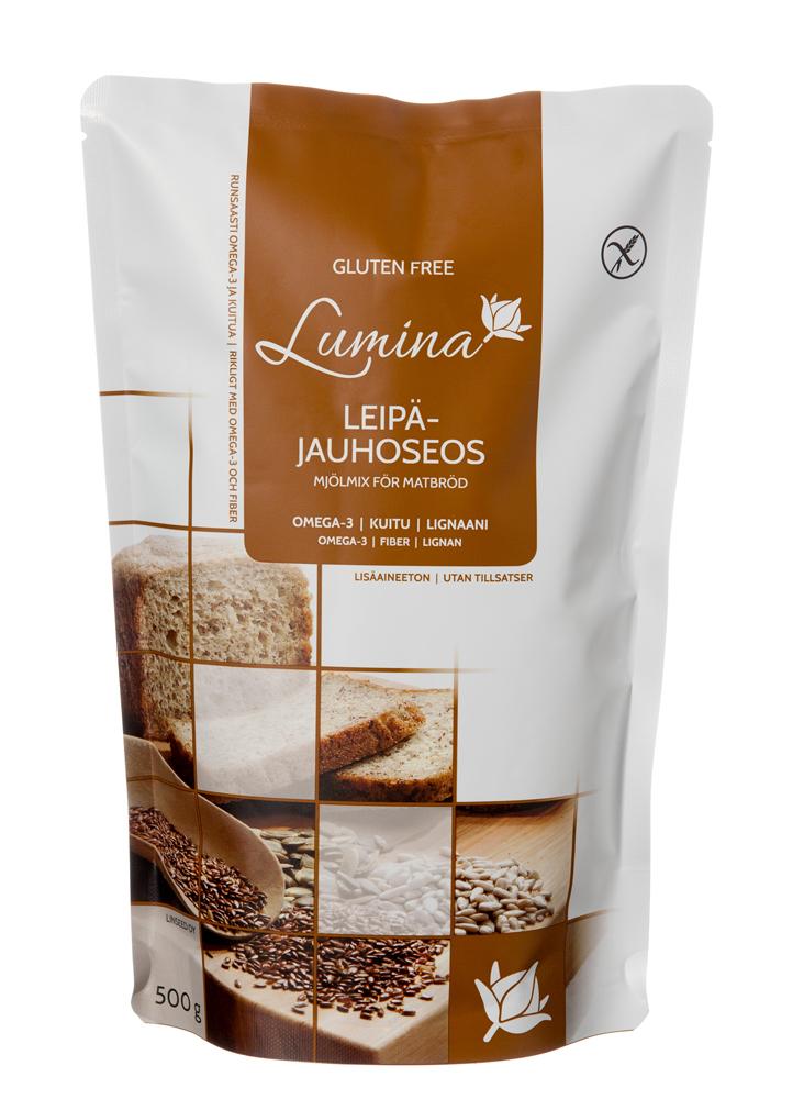 LUMINA gluteeniton leipäjauhoseos