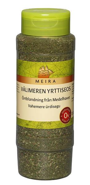 Meira Välimeren yrttiseos 130 g, suolaton