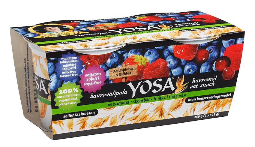 Yosa Metsämarja, 2x125 g