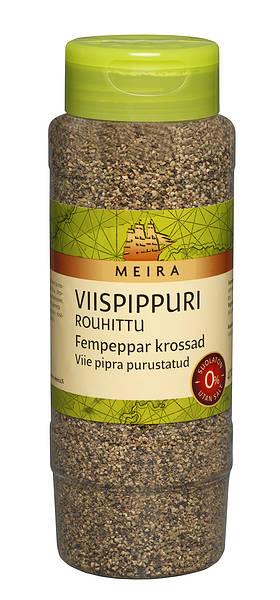 Meira Viispippuri rouhittu 470 g, suolaton