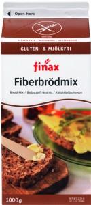 Finax Gluteeniton Kuituleipäjauhoseos